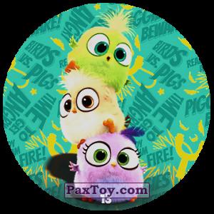 PaxToy.com - 13 Trio из Chipicao: Angry Birds 2017