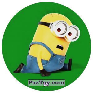 PaxToy.com - 14 JERRY THE MINION из Chipicao: Despicable Me 3