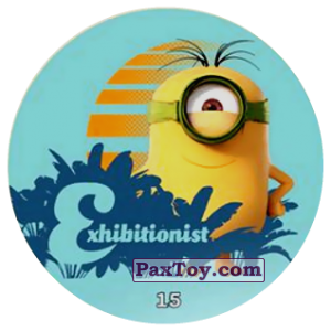 PaxToy.com - 15 Exhibitionist из Chipicao: Minions