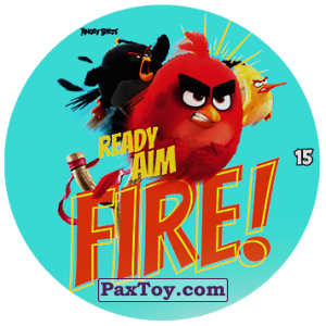 PaxToy.com - 15 READY AIM FIRE! из Chipicao: Angry Birds 2017