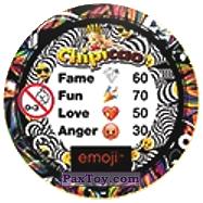 PaxToy.com - 16 Смайлик в 3D (Сторна-back) из Chipicao: EMOJI