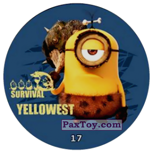 PaxToy.com - 17 SURVIVAL YELLOWEST из Chipicao: Minions