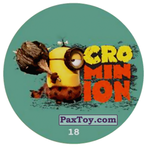 PaxToy.com - 18 CROMINION из Chipicao: Minions