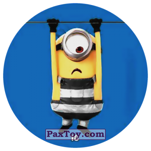 PaxToy.com - 18 STUART PRISONER из Chipicao: Despicable Me 3