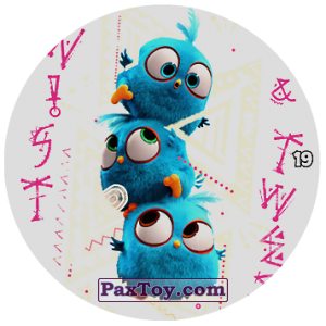 PaxToy.com - 19 Blues из Chipicao: Angry Birds 2017