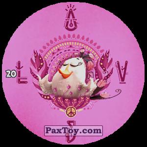 PaxToy.com - 20 Matilda из Chipicao: Angry Birds 2017