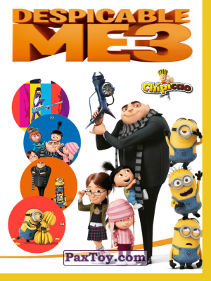 PaxToy Chipicao: Despicable Me 3
