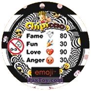 PaxToy.com - 20 Влюбленные глаза Смайлика до слез (Сторна-back) из Chipicao: EMOJI