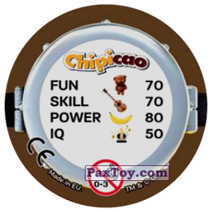 PaxToy.com - 20 TRIBE OF MINIONS (Сторна-back) из Chipicao: Minions