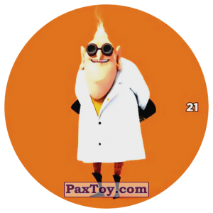 PaxToy.com - 21 DR. NEFARIO из Chipicao: Despicable Me 3