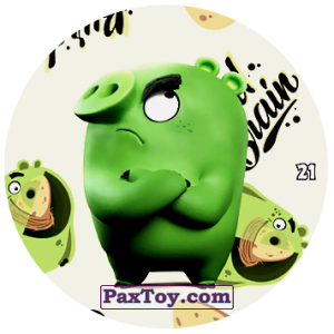 PaxToy.com - 21 Minion Pigs из Chipicao: Angry Birds 2017