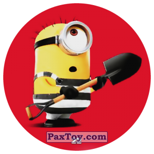 PaxToy.com - 22 STUART PRISONER из Chipicao: Despicable Me 3