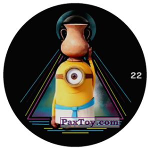 PaxToy.com - 22 STUART THE MINION из Chipicao: Minions