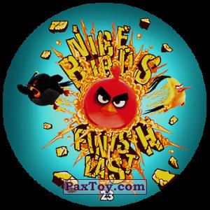 PaxToy.com - 23 NICE BIRDS FINISH LAST из Chipicao: Angry Birds 2017