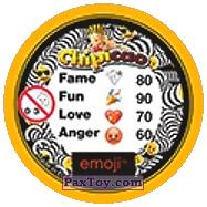 PaxToy.com - 25 Смайлик смеется (Сторна-back) из Chipicao: EMOJI