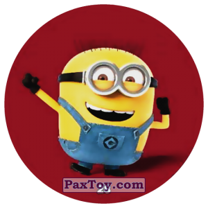 PaxToy.com - 28 BOB THE MINION из Chipicao: Despicable Me 3