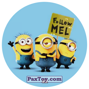 PaxToy.com - 32 FALLOW MEL из Chipicao: Despicable Me 3