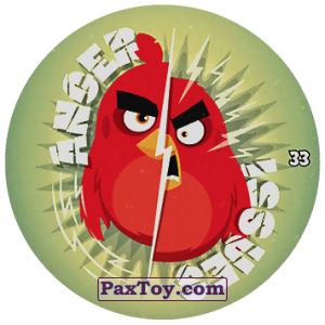 PaxToy.com - 33 ANGER ISSUES из Chipicao: Angry Birds 2017