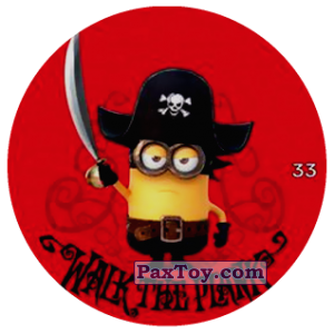 PaxToy.com - 33 WALK THE PLANK из Chipicao: Minions