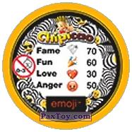 PaxToy.com - 33 Побитый Смайлик (Сторна-back) из