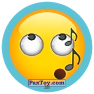 PaxToy.com - 35 Смайлик свистун из Chipicao: EMOJI