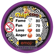 PaxToy.com - 36 Смайлик ржет до слез (Сторна-back) из Chipicao: EMOJI