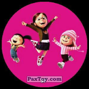 PaxToy.com - 37 AGNES MARGO EDITH из Chipicao: Despicable Me 3