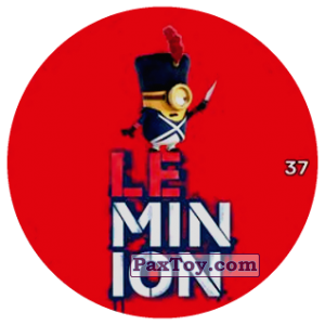 PaxToy.com - 37 LE MIN ION из Chipicao: Minions