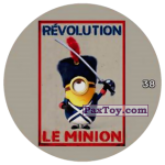 PaxToy 38 REVOLUTION LE MINION