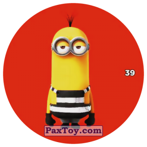 PaxToy.com - 39 MARK из Chipicao: Despicable Me 3
