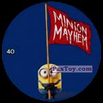PaxToy 40 MINION MAYHEM