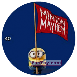 PaxToy.com - 40 MINION MAYHEM из Chipicao: Minions