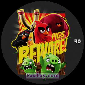 PaxToy.com - 40 PIGS REWARE! из Chipicao: Angry Birds 2017