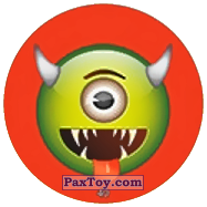PaxToy.com - 40 Смайлик орк из Chipicao: EMOJI