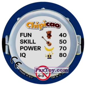 PaxToy.com - 40 MINION MAYHEM (Сторна-back) из Chipicao: Minions