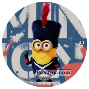 PaxToy.com - 41 LE MINION из Chipicao: Minions