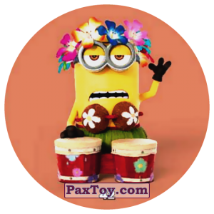PaxToy.com - 42 DAVE из Chipicao: Despicable Me 3