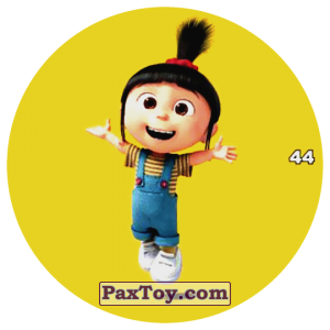 PaxToy.com - 44 AGNES из Chipicao: Despicable Me 3