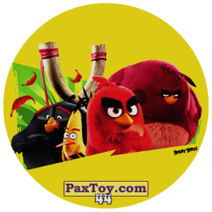 PaxToy.com - 44 ANGRY BIRDS из Chipicao: Angry Birds 2017