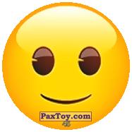 PaxToy.com - 45 Смайлик улыбка из Chipicao: EMOJI