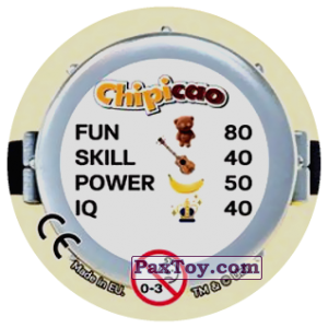 PaxToy.com - 45 DIG THE SHADER (Сторна-back) из Chipicao: Minions