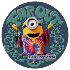 PaxToy.com - 46 FAR OUT из Chipicao: Minions