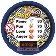 PaxToy.com - 46 Смайлик вас снимает (Сторна-back) из Chipicao: EMOJI
