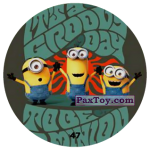 PaxToy 47 ITS A GROOVE DAY TO BE THE MINION