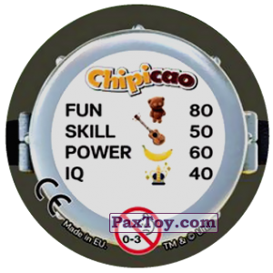 PaxToy.com - 47 ITS A GROOVE DAY TO BE THE MINION (Сторна-back) из Chipicao: Minions