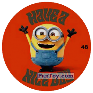 PaxToy.com - 48 HAVE A NICE DAY из Chipicao: Minions
