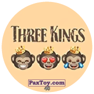 PaxToy.com - 48 Three Kings MONKEY's из Chipicao: EMOJI