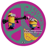 PaxToy 49 PEACE BROTHER MINION