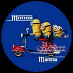 PaxToy 54 Minion Mania