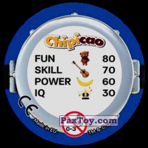 PaxToy.com - Фишка / POG / CAP / Tazo 54 Minion Mania (Сторна-back) из Chipicao: Minions